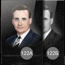 Портреты имитирующие гравировку на камне 122 А Б