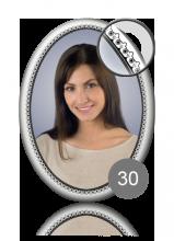 Овальный портрет 30 для памятника