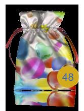 Подарочный мешочек образец 48