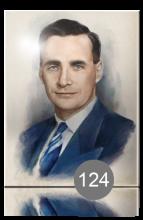 портрет для памятника с обработкой под живопись 124
